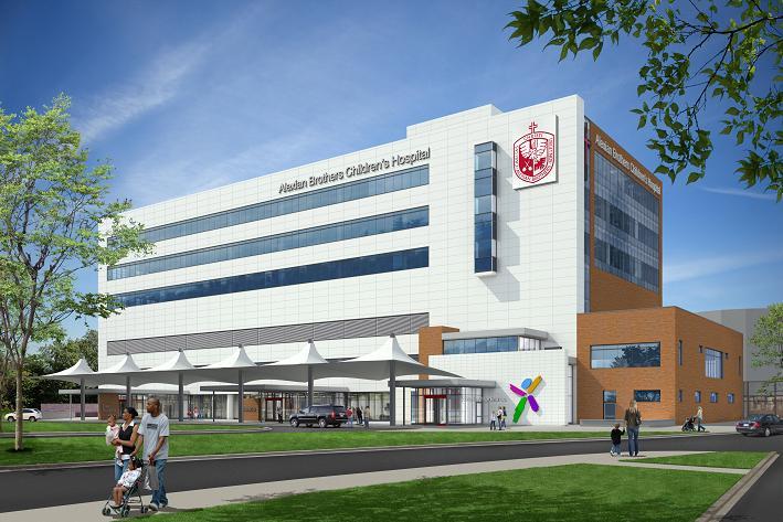 St Alexius Medical Center Modernization Hoffman